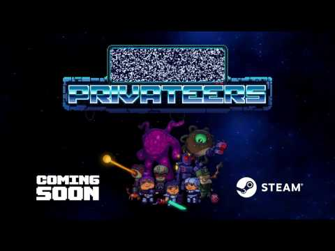 Pixel Privateers Launch Trailer thumbnail