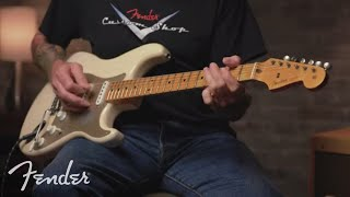 Fender Custom Shop Mid-Year Collection | Fender Custom Shop | Fender