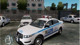 GTA IV: LCPDFR 1.0 - LCPD Patrol