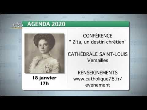 Agenda du 10 janvier 2020