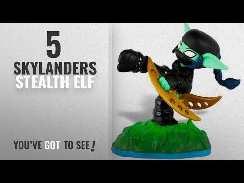 Top 10 Skylanders Stealth Elf [2018]: Skylanders Swap Force: Ninja Stealth Elf - New In Bulk