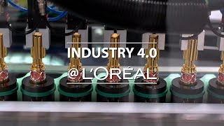 Video: Průmysl 4.0 v L'Oréal