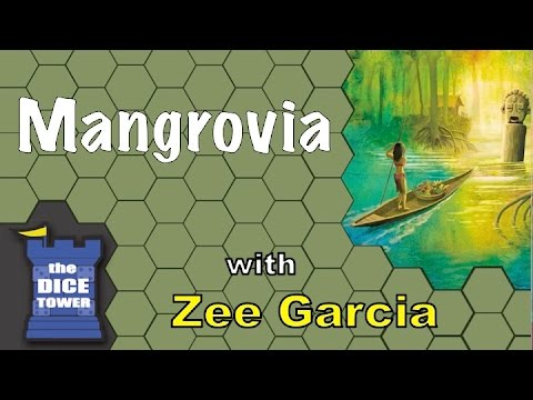 Dice Tower Review - Mangrovia (Zee Garcia)