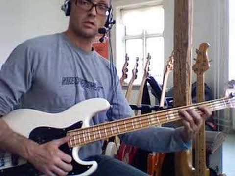 teen town bass lesson