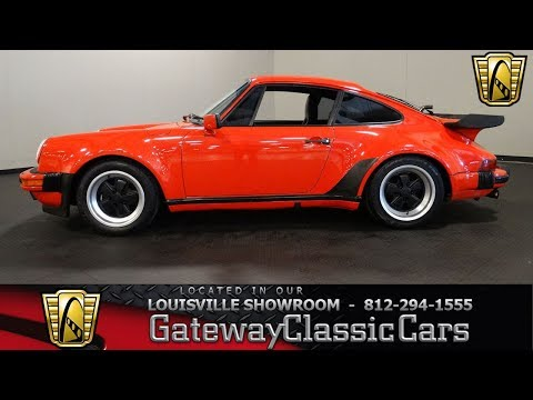 1987 Porsche 930 for Sale - CC-1040426