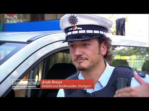 Polizist stürmt die Charts | Landesschau Baden-Württemberg