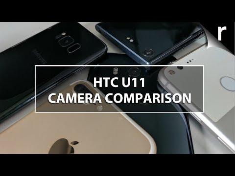 iPhone 7 Plus vs HTC U11 vs Galaxy S8 vs Google Pixel vs Sony Xperia XZ Premium: fotocamere a confronto
