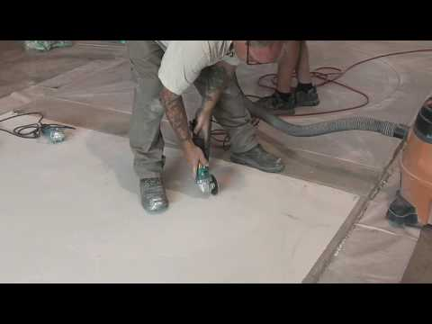 Concrete Hand Grinders