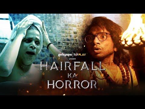 Hairfall ka Horror feat Srishti Srivastava & Chote Miyan | Girliyapa Unoriginals
