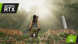 Shadow of the Tomb Raider RTX 2080 Ti Gameplay (1080p 60fps) - Gamescom 2018 - dooclip.me