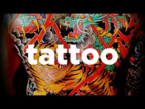 2331f6a37cf9a Tattoos: Pop Portraits, Japanese Traditional, American Eclectic | Off Book  | PBS Digital