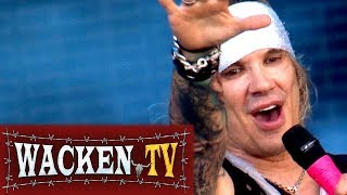 Steel Panther   3 Songs   Live At Wacken Open Air 2018