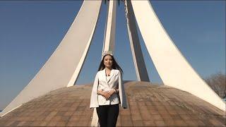 TALDYKORGAN Zhazira ADILBEKQYZY - Визитная карточка (Мисс Казахстан 2019)