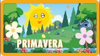 PRIMAVERA | A Primavera Chegou | Estações Do Ano