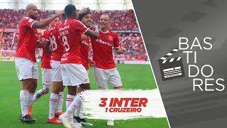 Bastidores: Inter 3x1 Cruzeiro - 4ª Rodada/Brasileirão