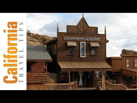 In This Video By California Travel Tips, Take A Peek At Calico Ghost Town,  And Make Red Roof Victorville Your Central Resting Ground!