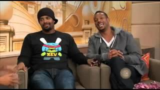 Shawn & Marlon Wayans on Windy City Live 2013
