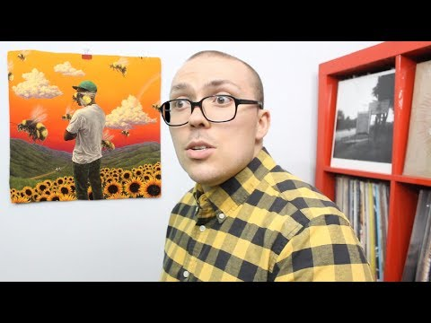 Tyler, the Creator – Flower Boy ALBUM REVIEW