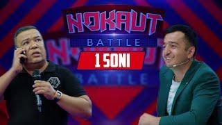 Nokaut Battle 1-son (Jahongir Poziljonov 16.09.2017)