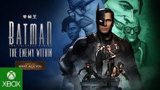Batman: The Enemy Within - Episode 4: What Ails You? - miniatura filmu