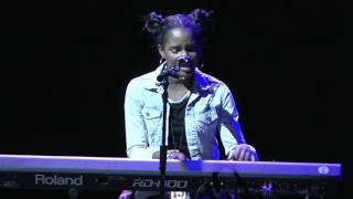 """Ashley Fulton live cover of """"Listen"""" by Beyonce"""