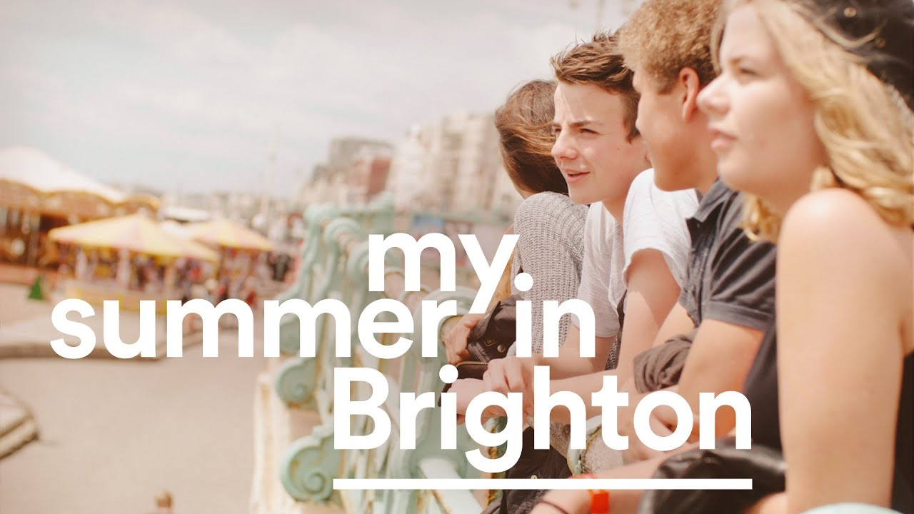 My summer in Brighton - EF Langiage Travel