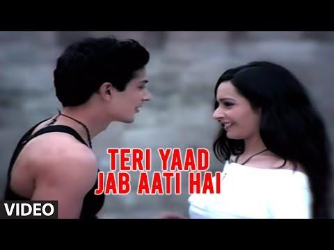 Teri Yaad Jab Aati Hai (Full Video Song) - Kabhi Aisa Lagta Hai | Lucky Ali