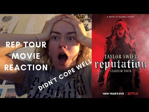 TAYLOR SWIFT Reputation Tour Netflix Review- Are We Swifties Now