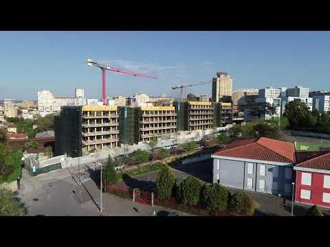 Zona Histórica - Gaia - Ribeira - Vistas - Condomínio Fechado