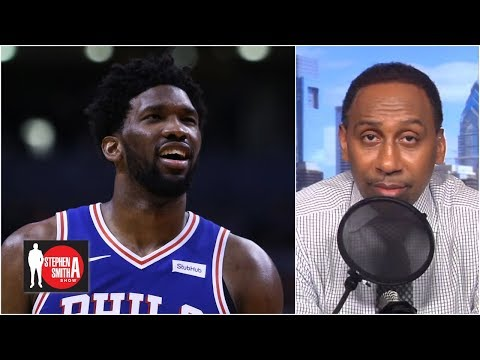 If Joel Embiid elevates his focus, the 76ers will beat the Raptors   Stephen A. Smith Show