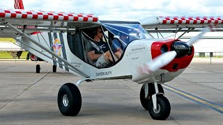 FLYING the Zenith CH750 SUPER DUTY!