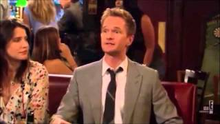 Some Great Barney Stinson Moments