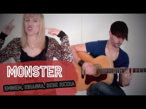 The Monster - Eminem Ft. Rihanna (Bebe Rexha) (Sarah D Cover)