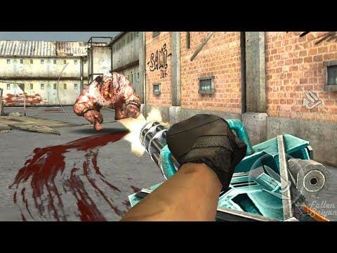 Zombie Frontier 3 | Gatling Gun Gameplay vs All Bosses