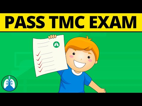 How to Prepare for (and Pass) the TMC Exam | Respiratory Therapy ...