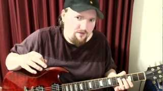 How to Play Flick of the Switch by AC/DC - Guitar Lesson