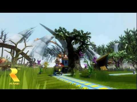 Видео № 0 из игры Viva Pinata: Trouble in Paradise (Б/У) (не оригинальная обложка) [X360]