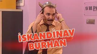 İskandinav kökenli Burhan - Avrupa Yakası