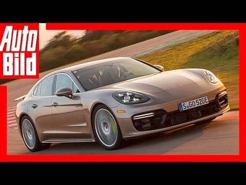 Porsche Panamera Turbo S E-Hybrid Review/Details/Nardo/Racetrack