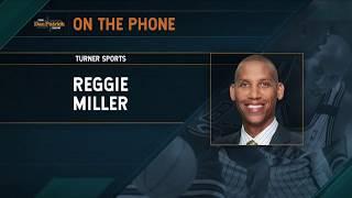 Reggie Miller Talks Raptors-Warriors, Kawhi, Durant, Lakers & More w/Dan Patrick | Full Interview