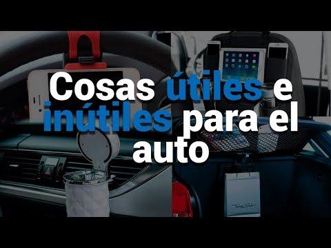 Descubre los accesorios más útiles e inútiles para tu auto  Autocosmos