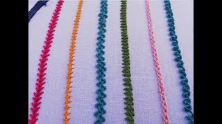 6Most Strange Hand Embroidery Stitches For Beginners