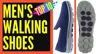 Top 10 Best Walking Shoes for Men || Best Men's Walking Shoes Reviews