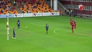 Spartaks - Crvena zvezda 0:0, highlights