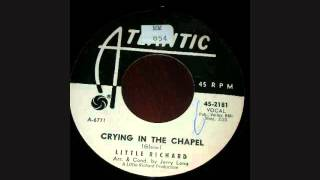 LITTLE RICHARD   CRYING IN THE CHAPEL