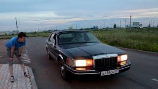 """Lincoln Town Car за 220 тыс. руб. Live обзор. """"Герой города"""" Тверь. #авторубайкал"""