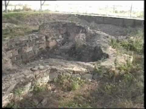 Cetatea romano-bizantină de la Dinogeţia