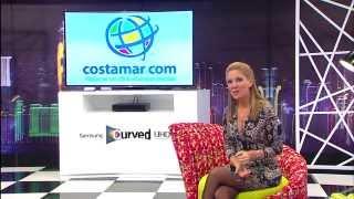 preview picture of video 'Nota Costamar en De Pelicula'