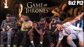 """Game of Thrones Season 8 Episode 2 """"A Knight of the Seven Kingdoms"""" GROUP REACTION/REVIEW PT2"""