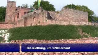 preview picture of video 'Pfalz - Rhodt unter Rietburg'